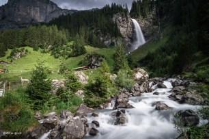 Stäuberwasserfall Aesch am Klausenpass