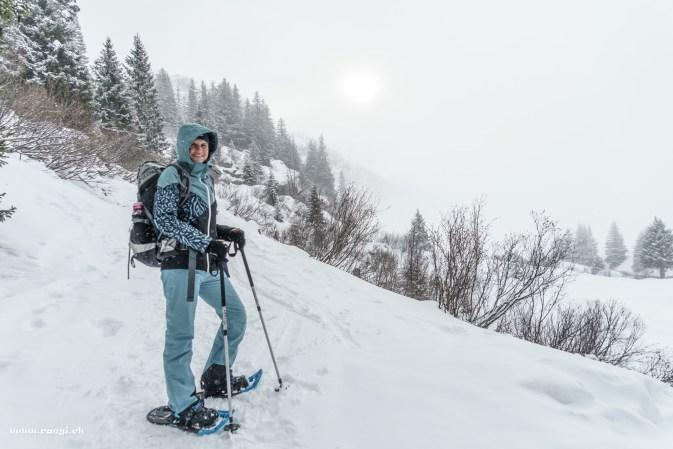 Schneeschuhtour zur Leglerhütte
