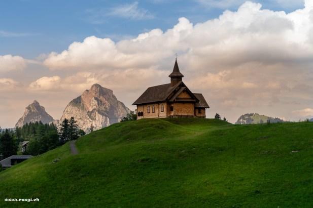 Die Kapelle vom Stoos