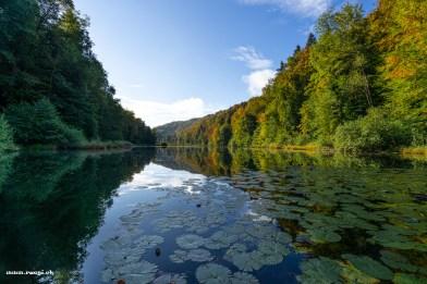Egelsee im Kanton Aargau