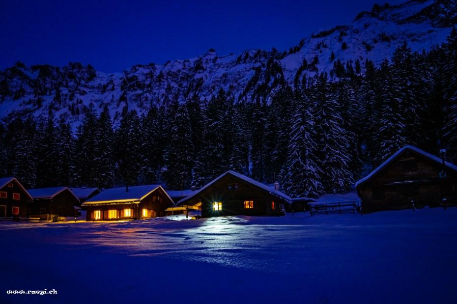 Sulzboden im Winter