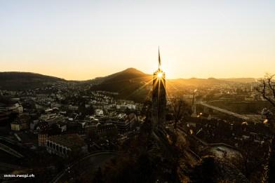 Sonnenstern in Baden
