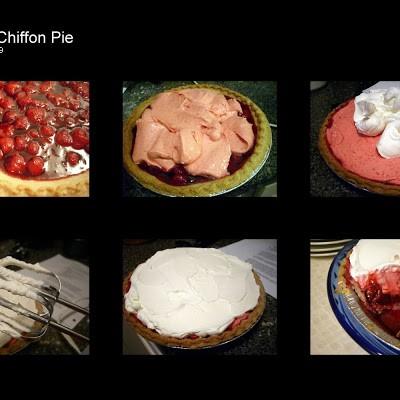 Raspberry Chiffon Pie Recipe