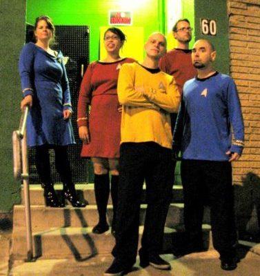 Show and Tell: Star Trek Uniforms
