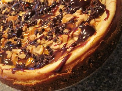 Recipe: Turtle Cheesecake