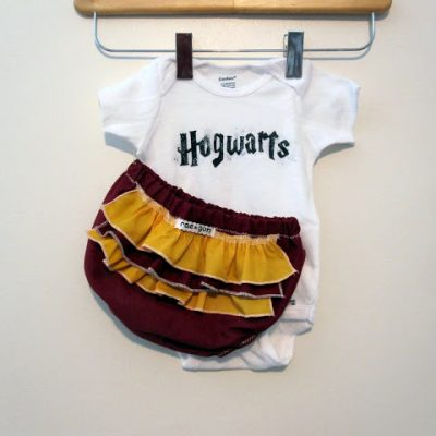 Harry Potter Countdown: Forget Harvard this Baby's Hogwarts Bound