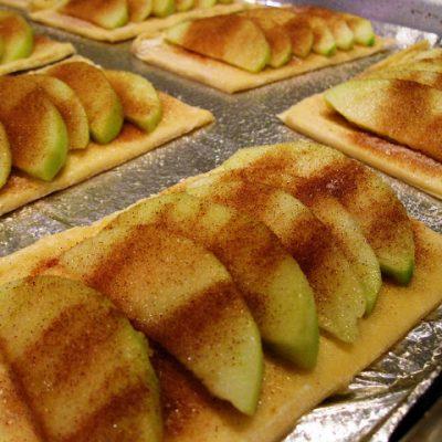 Recipe: Quick Apple Pastry