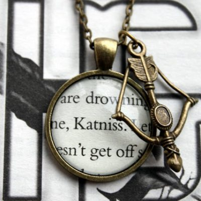 Giveaway: Hunger Games Jewelry from Pretty Little Charms UK