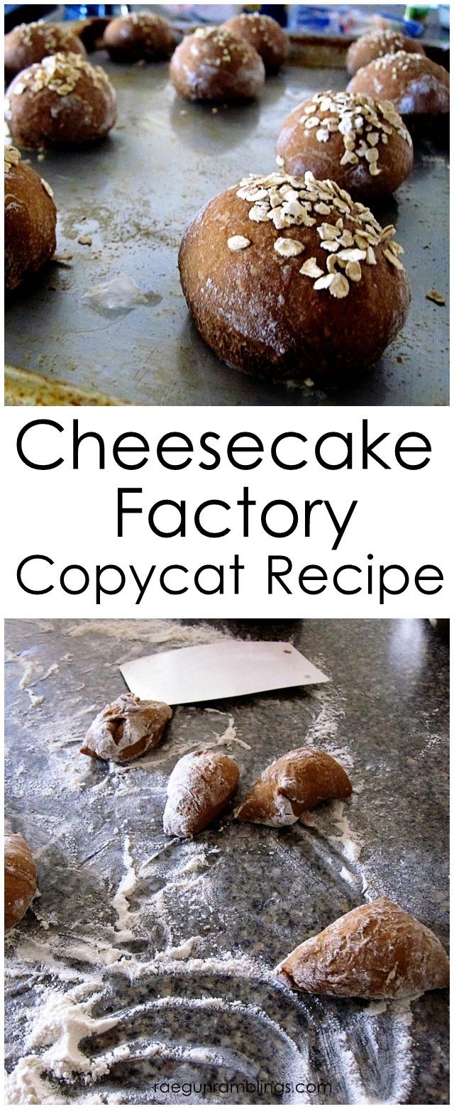 Cheesecake Factory wheat bread copycat recipe tastes just like it! - Rae Gun Ramblings