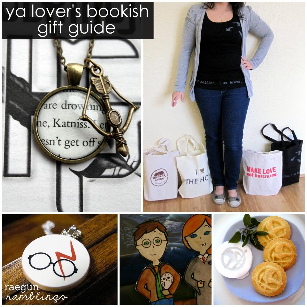 Bookish Etsy Items for sale