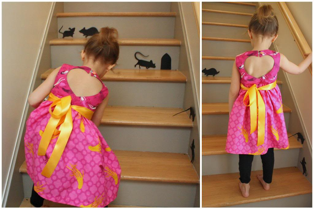 Sweetheart Dress Tutorial