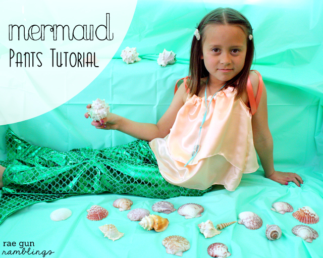 Mermaid Pants Tutorial at Rae Gun Ramblings-001