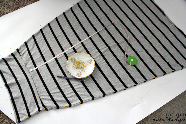 Maxi Skirt Pattern at Rae Gun Ramblings