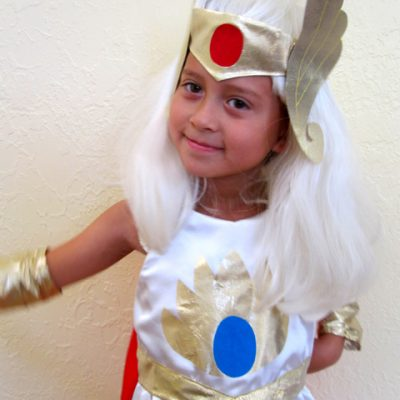 She-Ra Costume Tutorial for The Really Awesome Handmade Costume Series