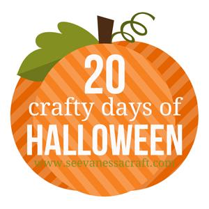 20 Crafty Days of Halloween