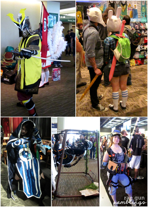 Amazing cosplay costumes and tips and tricks for making your own - Rae Gun Ramblings