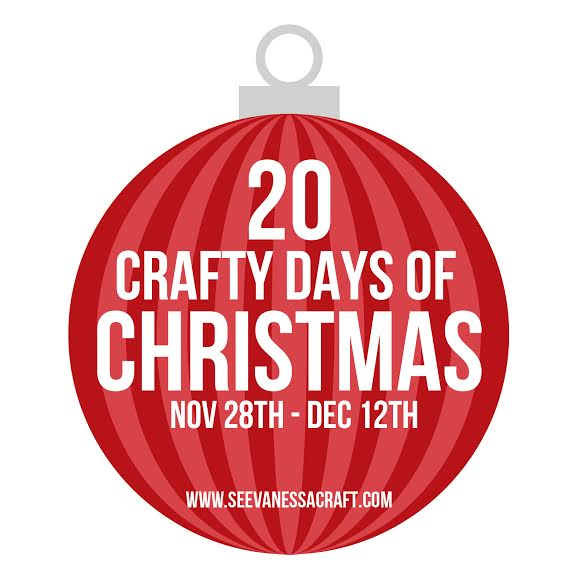 20 crafty days of christmas