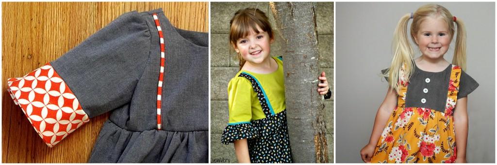 bumblebee dress pattern - Rae GUn Ramblings