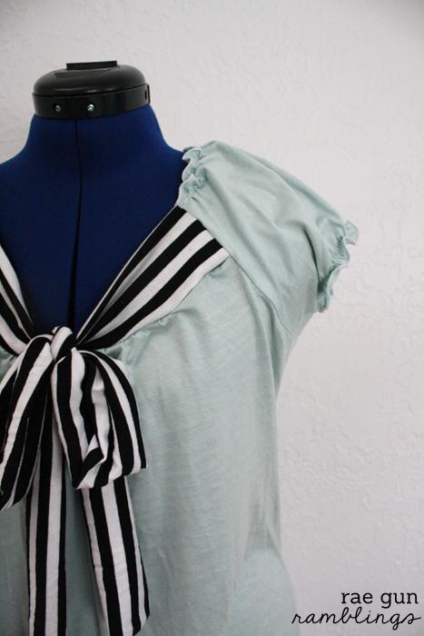 Simple knit maternity dress - Rae Gun Ramblings