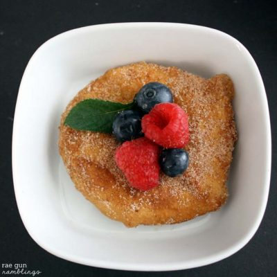 Fried Sand Dollar Recipe and Red White and Blue Round Up