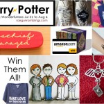 Love Harry Potter? Check out some great Potter DIYs, recipes, book reviews and giveaways at Rae Gun Ramblings