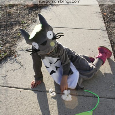 How to Make a Totoro Costume