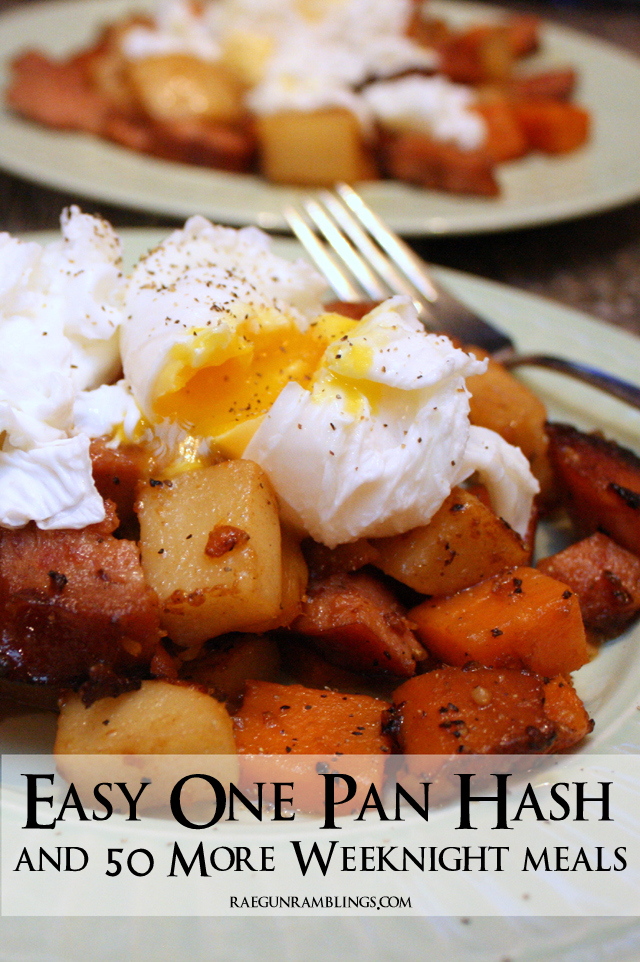 Love this recipe I make it all the time. Fast sweet potato hash. - Rae Gun Ramblings