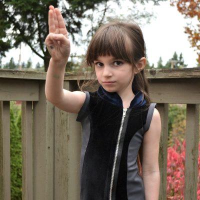 Katniss Everdeen Speech Outfit by Sew Chibi