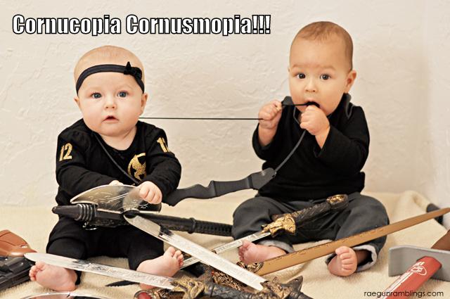Funny baby Hunger Games - Rae Gun Ramblings