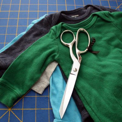 How to Shorten and Hem Knit Sleeves the Easy Way