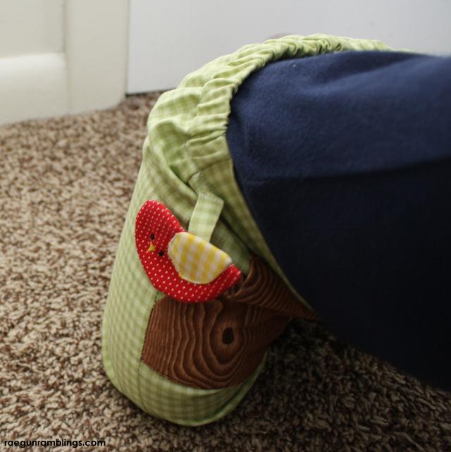 Darling bird pants with tutorial - Rae Gun Ramblings