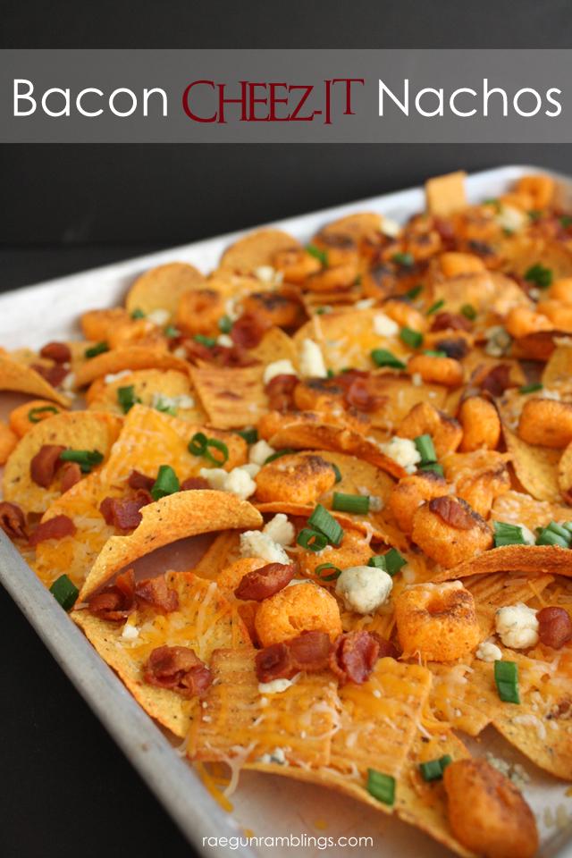 super yummy nontraditional nachos - Rae Gun Ramblings