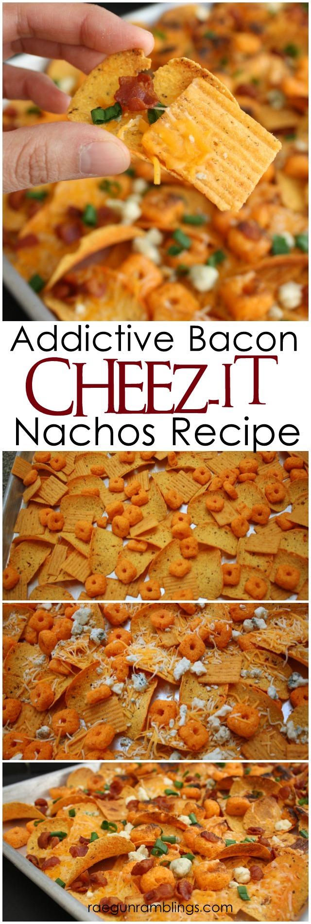 Super yummy spin on nachos with cheez-it Rae Gun Ramblings