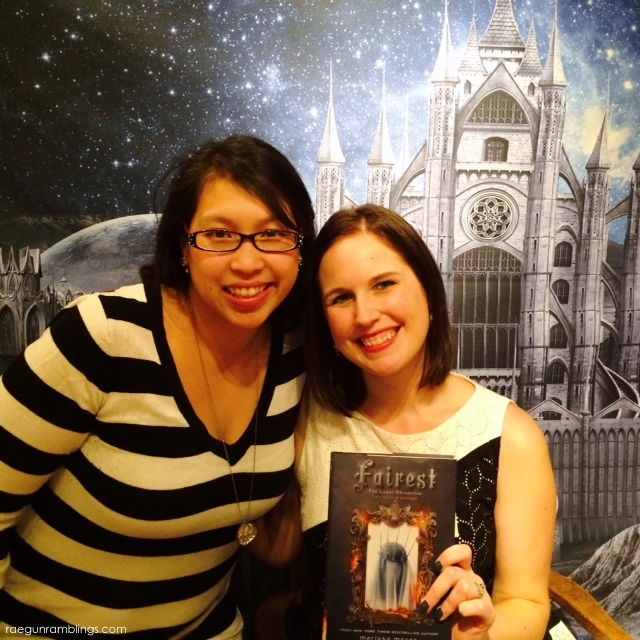 fairest marissa meyer