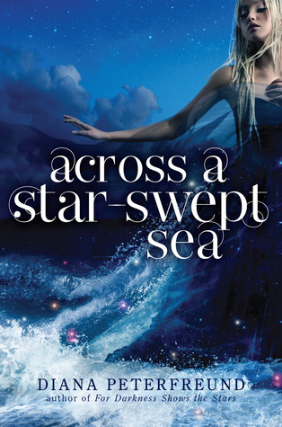 across a star swept-sea by diana peterfreud great ya book