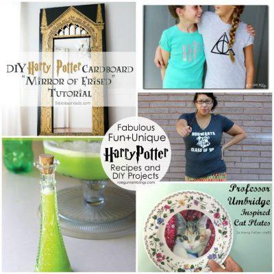Happy Harry Potter Day 11