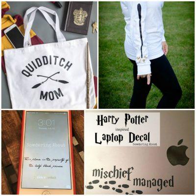 Happy Harry Potter Day 4