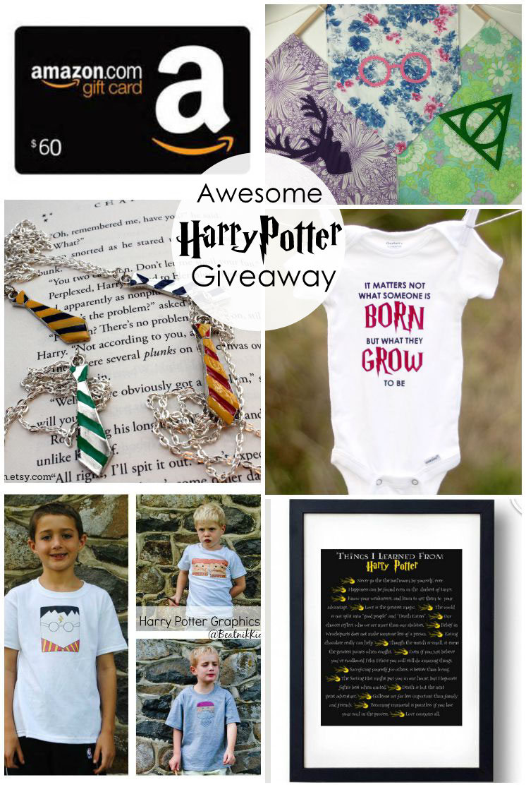 Happy Harry Potter Giveaway Harry Potter Happy Harry Potter Series giveaway book character inspired