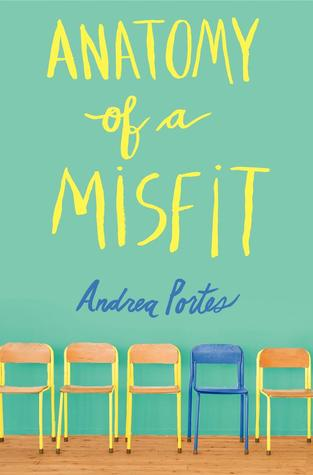 anatomy of a misfit book reaview