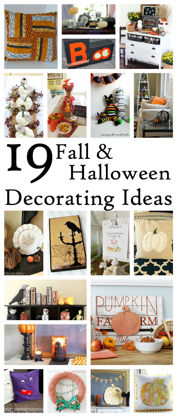 halloween decorating ideas and