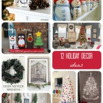 cute and easy holiday decor ideas and tutorials