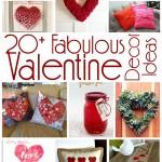 Awesome DIY Valentine's Day Decor Ideas