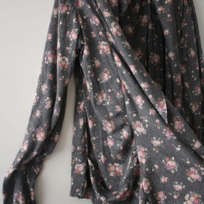 Sew Our Stash Floral Cardigan