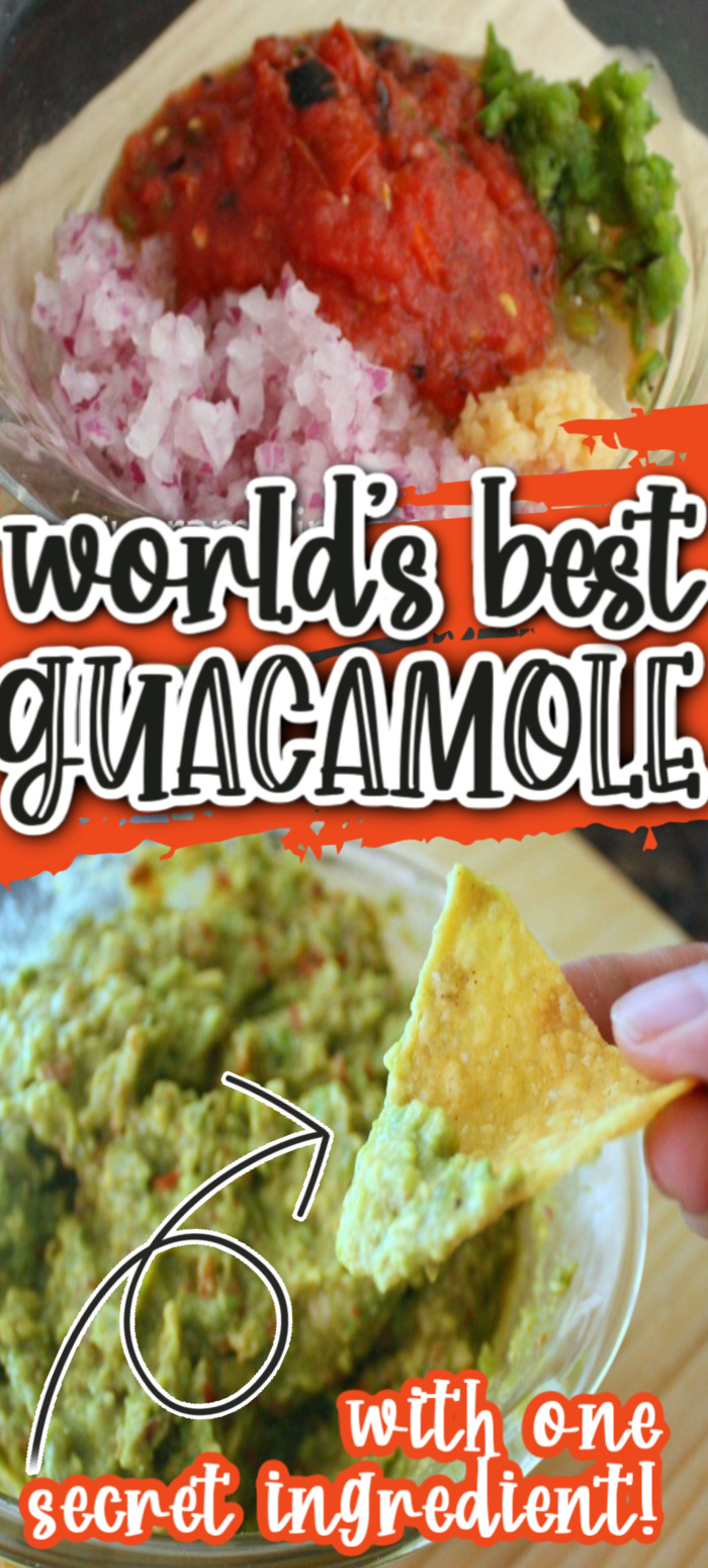 hands down the best guacamole recipe the technique and ingredients are perfect