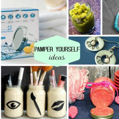 14 Ways to Pamper Yourself (or Others) and Block Party