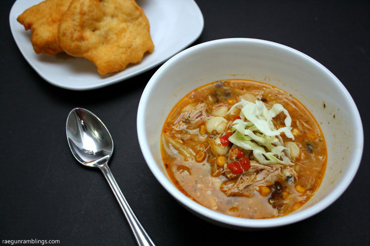 15 minute pasole recipe. Just 5 ingredients and you get a delicious soup perfect for dinner or lunch.