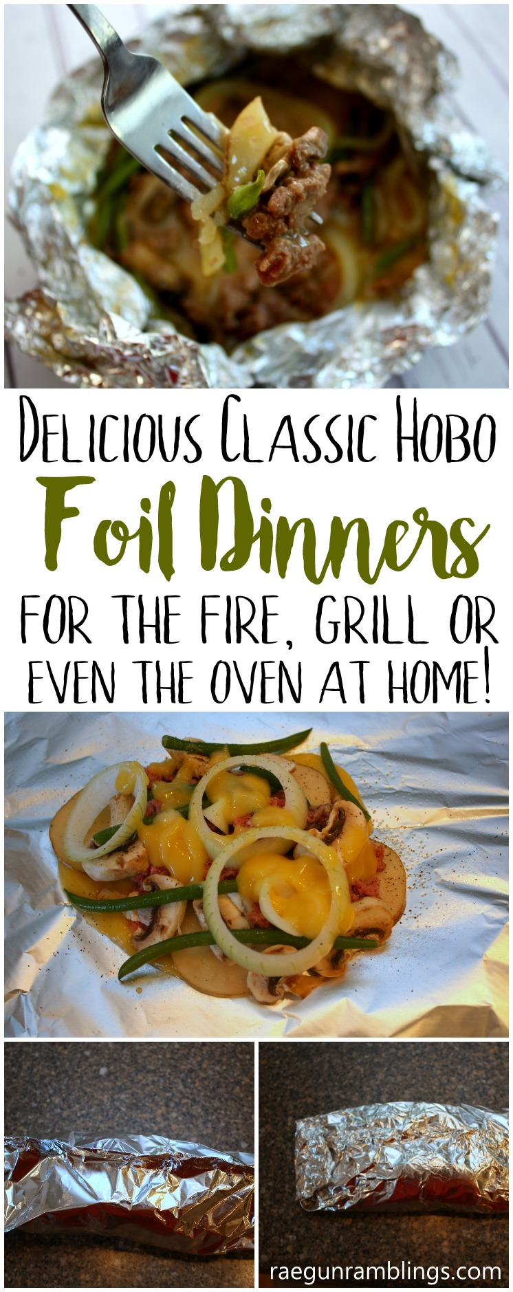 it's a keeper. Definitely our favorite version of classic hobo dinners. great foil packet recipe