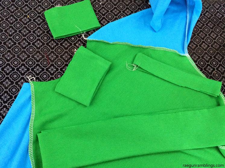 my favorite raglan shirt pattern