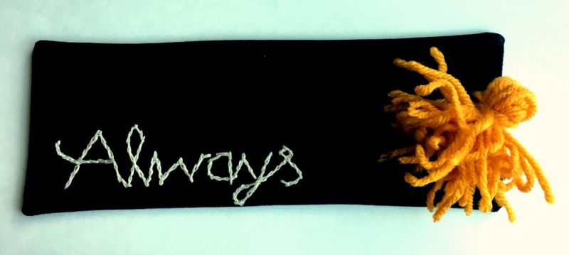 Harry Potter Snape and Lily Always Bookmark