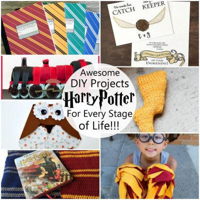 Happy Harry Potter Series: Days 10 + 11
